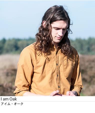 I am Oak/オランダ出身のシンガー・ソングライター